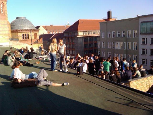 sonntag nachmittag in berlin-mitte