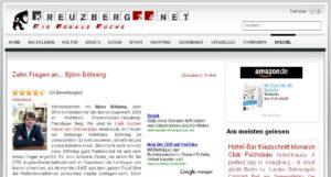 Kreuzberg24.net ist online