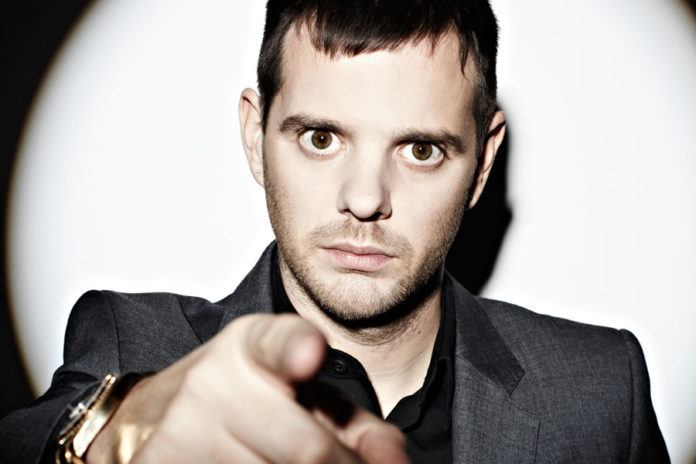 Mike Skinner – Blinded by the lights