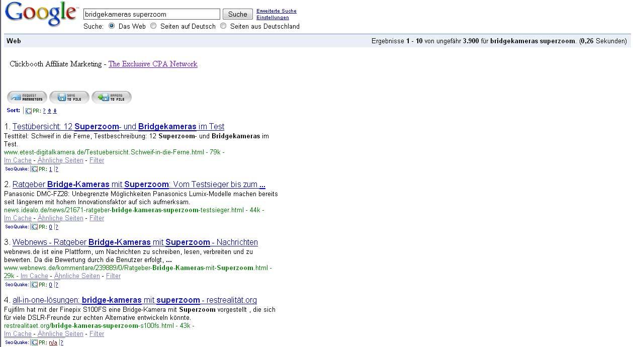 google likes me, ok